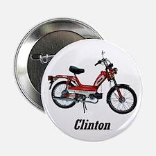 """Clinton 2.25"""" Button"""