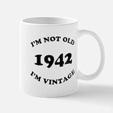 1942 Not Old, Vintage Mug