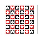 Deck of Cards Small Poster