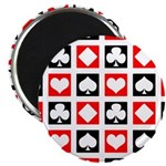 Deck of Cards Magnet