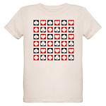 Deck of Cards Organic Kids T-Shirt