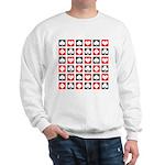 Deck of Cards Sweatshirt