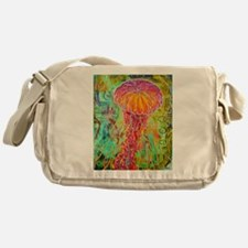Cute Randy Messenger Bag