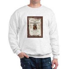Unique Humor king charles Sweatshirt