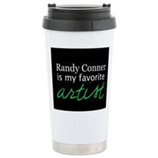 Randy Conner is my favorite a Travel Mug