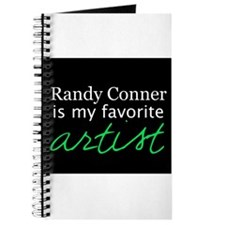 Randy Conner is my favorite a Journal