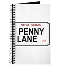 """Penny Lane"" Journal"