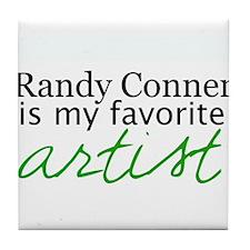 Randy Conner Tile Coaster