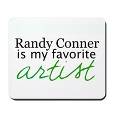 Randy Conner Mousepad