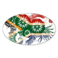 South Africa Flag Decal