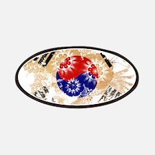South Korea Flag Patches
