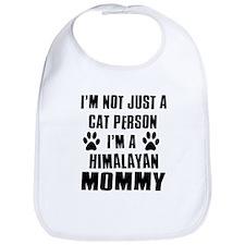 Himalayan Cat design Bib