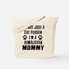 Himalayan Cat design Tote Bag