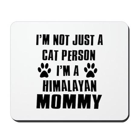 Himalayan Cat design Mousepad
