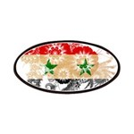 Syria Flag Patches