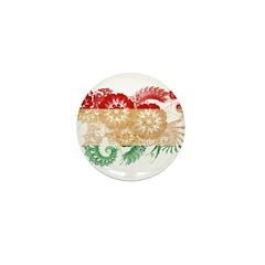 Tajikistan Flag Mini Button
