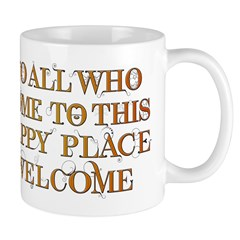 Happy Place Mug