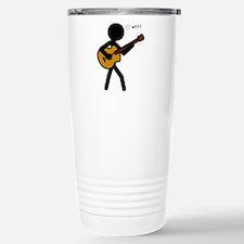 Guitar WTF? Thermos Mug