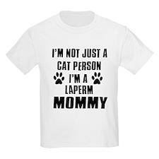 Laperm Cat Design T-Shirt