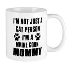 Maine Coon Cat Design Mug