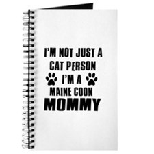 Maine Coon Cat Design Journal