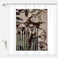 Egyptian Cats Shower Curtain