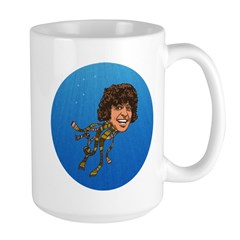Doctor Who: Jellyfourth Mug