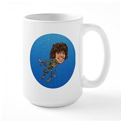 Doctor Who: Jellyfourth Large Mug