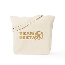Peeta Description Tote Bag