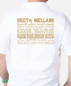 Peeta Description T-Shirt
