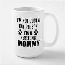 Nebelung Cat Design Mug