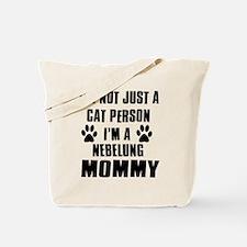 Nebelung Cat Design Tote Bag