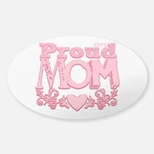 Proud Mom Decal