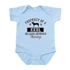 Belgian Laekenois Mommy Infant Bodysuit