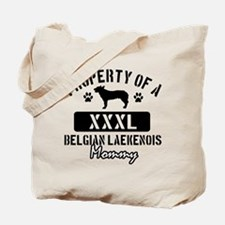 Belgian Laekenois Mommy Tote Bag