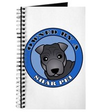 Unique Chinese shar pei Journal