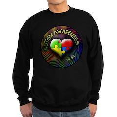 Autism Awareness - 1 in 88 Sweatshirt