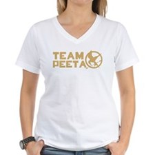 Team Peeta and Love Changed t Shirt