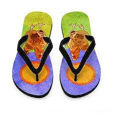 Chicken Flip Flops