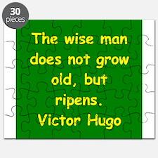 victor hugo quote Puzzle