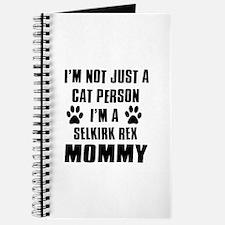 Selkirk Rex Cat Design Journal