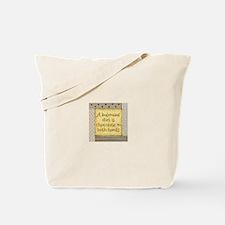 Cool Balanced Tote Bag