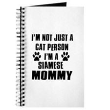 Siamese Cat Design Journal
