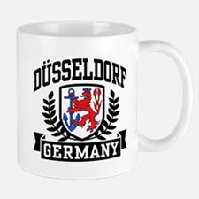 Dusseldorf Germany Mug