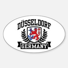Dusseldorf Germany Decal