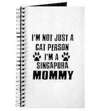 Singapura Cat Design Journal