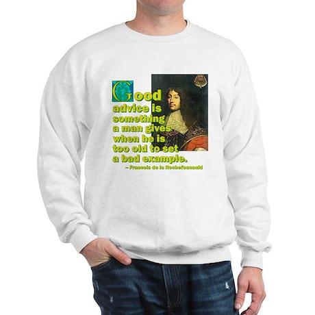 Good Advice Sweatshirt