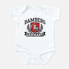Bamberg Germany Infant Bodysuit