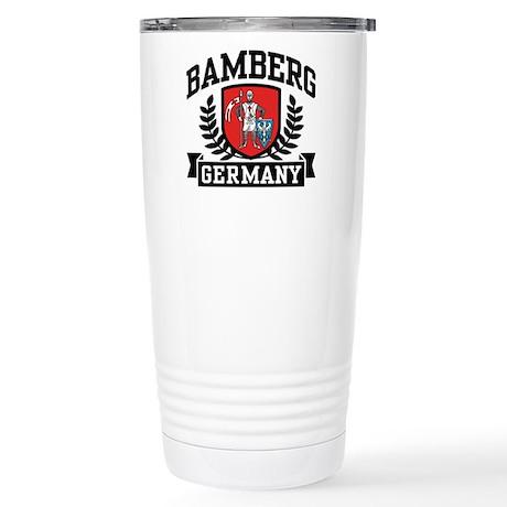 Bamberg Germany Stainless Steel Travel Mug