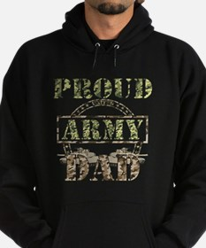 Proud Army Dad Vector Sweatshirt